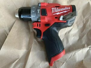 Milwaukee 2504 20 M12 Fuel 1 2 Cordless Hammer Drill tool Only