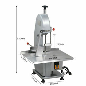 Commercial Home Electric Bone Saw Machine Frozen Meat Bone Cutting Sawing Device