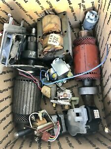 21 Pounds Electric Motors And Transformers Copper Recovery Scrap