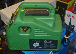 Zephyr Port a blaster Hvac Coil Cleaning Machine Zpb140 Portable Pressure Washer