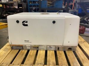 Never Used 2019 Onan 6500 Lp Generator With 3 Year Warranty And Zero Hours