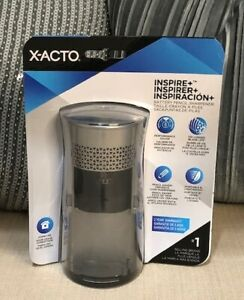 X acto Inspire Plus Battery Operated Pencil Sharpener New
