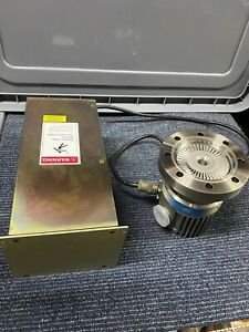 Varian Tv70 Turbopump 969 9358s002 With Tv60 Controller 9699841