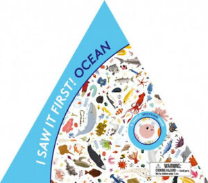 I Saw It First Ocean: A Family Spotting Game Magma for Laurence King $28.62