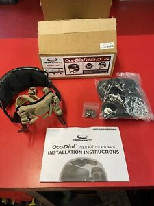Ops Core FAST Helmet Occ Dial Liner Replacement Kit With 3 4quot; amp; 1 2quot; Pads M L $79.99