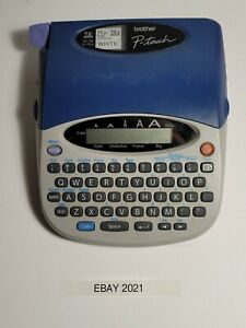 Brother P touch Pt 1750 Label Thermal Printer