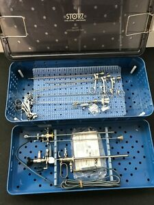 Storz Resectoscope 22fr With 2 9mm Working Element 2 9mm 30 Scope Large Set