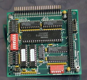 Rtd Pc104 Pc 104 Dm5802 Digital I o Board