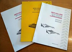 New holland 488 Haybine Mower Conditioner Operator s Service And Parts Manual