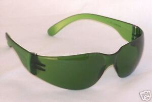 10 Prs Chirons Welding Safety Glasses Ir3 S28gr3