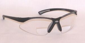 10 Prs Venusx Bifocal Reading Safety Glasses Clear 1 0 10 Pairs Free Shipping