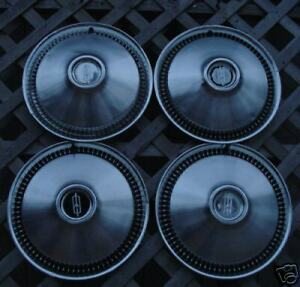 1966 Oldsmobile F85 Hubcaps Hub Caps Hubcap Wheelcovers