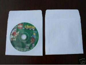 200 Cd Dvd Paper Sleeve W Window And Flap Psp10