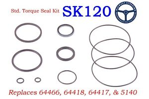 Sk120 Standard Torque Seal Kit Replaces 64466 000 For Charlynn 3 4 6 12 Series