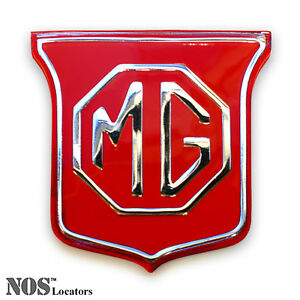 Mgb Grille Badge 73 74 New