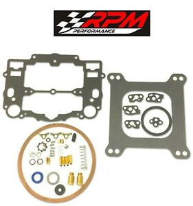 Edelbrock Carter Carburetor Rebuild Kit For Todays Fuel 3 477