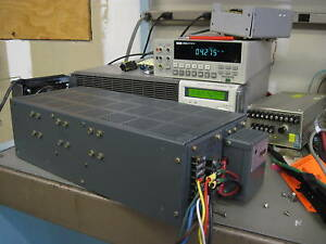 Lambda 48v 10a Linear Dc Power Supply Lcs ee 48 Tested
