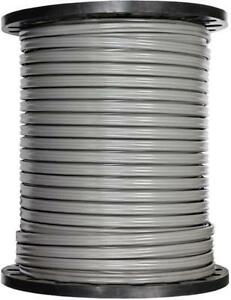 6 3 Uf b Direct Burial Underground Feeder Wire 50ft Coil New
