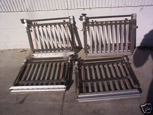 Stahl T 49 Folder Fold Plates Or Gates 1 4 Complete Or For Parts