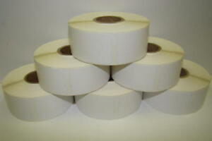 12 Rolls Dymo Labelwriter Return Address Compatible 30330 Labels 3 4x2 500 P r