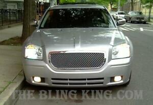 05 2007 Dodge Magnum Chrome Mesh Grille Bentley Grill Replacement