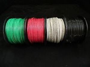 Thhn 4 Awg 4 Gauge Thhn thwn 100 Ft Black White Red Or Green