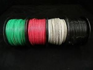 Thhn 4 Awg 4 Gauge Thhn thwn 500 Ft Black White Red Or Green