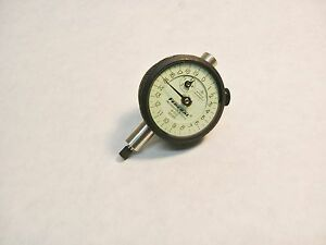 Federal Products Dial Indicator Agd Group 1 Model B3q 0005 W rev Counter