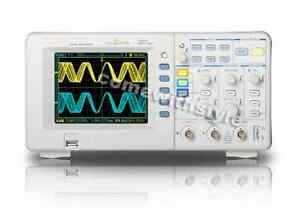 50mhz Digital Color Storage Oscilloscope Brand New Ship From Us