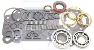 Rat Ran Rab Hef Rac Transmission Bearing Rebuild Kit 3spd 1965 85 Gm Chevy Ford
