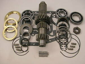 Gm Chevy Sm465 Transmission Deluxe Rebuild Kit 1988 91