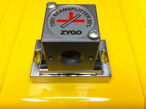 Zygo 50 Beam Splitter For Laser