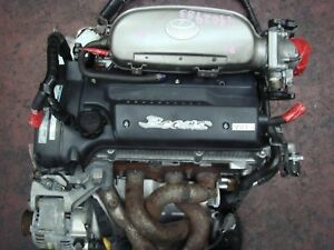 Toyota 3sge Beams Black Cover Jdm Low Miles Engine