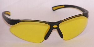 300 Venusx Safety Shooting Glasses Amber Yellow S7613y