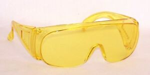 36 Pairs Vestas Visitors Safety Glasses Amber V3033