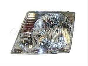 For 2002 2003 2004 2005 Ford Explorer Limited Headlight Lh