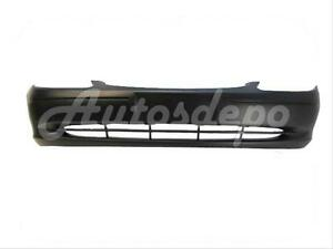 For 2000 2003 Ford Taurus Front Bumper Cover Primed Black Smooth