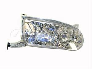 For Toyota 2001 2002 Corolla Headlight Headlamp Assy W Bulb Rh