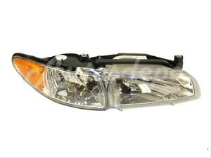For 1997 1998 1999 2000 01 Pontiac Grand Prix Headlight Rh