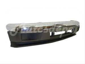 For 04 05 06 07 Chevy Colorado 1lt Front Chr Bumper Valance