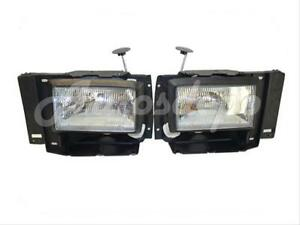 For 1991 1994 1992 1993 Ford Explorer Headlamp Headlight 2