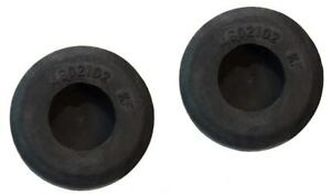 65 66 67 68 69 Chevelle Gto 442 Rear Seat Plugs Rubber 2pc