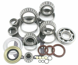 Fits Ford Zf S650 6 Speed Transmission Bearing Seal Rebuild Kit 1998 on