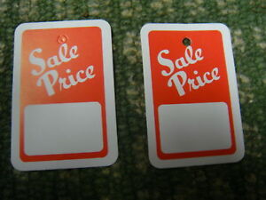 Clothing Tagging Tags Gun Hang Sale Price Label Paper