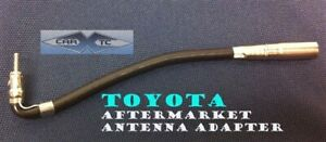 Aftermarket Antenna Adapter Cable Harness Fits Toyota 2003 2008