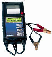 Midtronics Mdxp300 12v Battery Charging System Tester