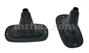 Lancia Flaminia Gt Touring Front Indicator Rubber Boot Set New