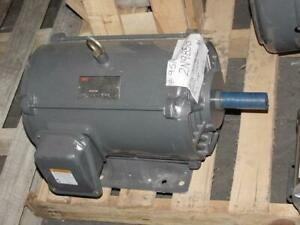 Dayton 7 5 Hp Electric Motor 208 20 460 Volt 1770 Rpm 3 phase 95141 Single Shaf