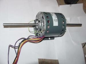 Ge 5kcp39mgu335s 87068 1 4 Hp Electric Motor 277 Volt 1075 Rpm Double Shaft