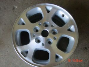 16 Jeep Grand Cherokee Oem Rim Wheel Aluminium 99 02 Wj Clean Spare